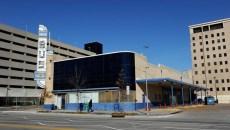 The abandoned Union Bus Station in Oklahoma City.  (Garett Fisbeck)