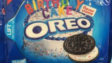 How did the Gazette team like new Birthday Cake Oreos?