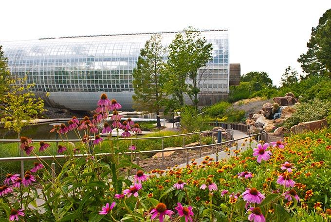 Myriad Botanical Gardens Brings Springtime Fun
