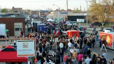 H&8th Night Market in Oklahoma City. (Garett Fisbeck)