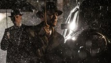 Bridge of Spies DREAMWORKS-FOX 2000-PROVIDED Still of Tom Hanks in Bridge of Spies (2015)