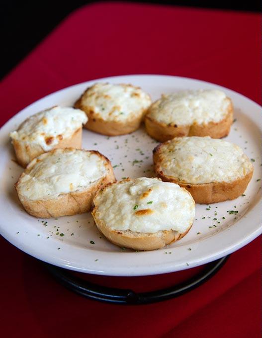 Bleu cheese cookies at Rococo (Garett Fisbeck)