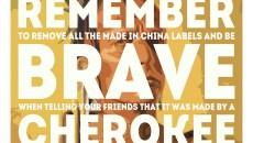 Brave Cherokee