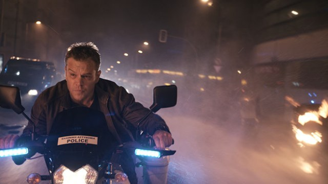 Matt Damon returns to his most iconic role in Jason Bourne. (Universal Pictures/provided)