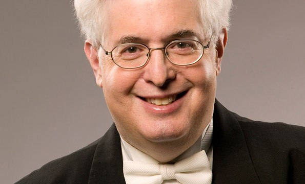 Joel Levine, Music Director of the Oklahoma City Philharmonic