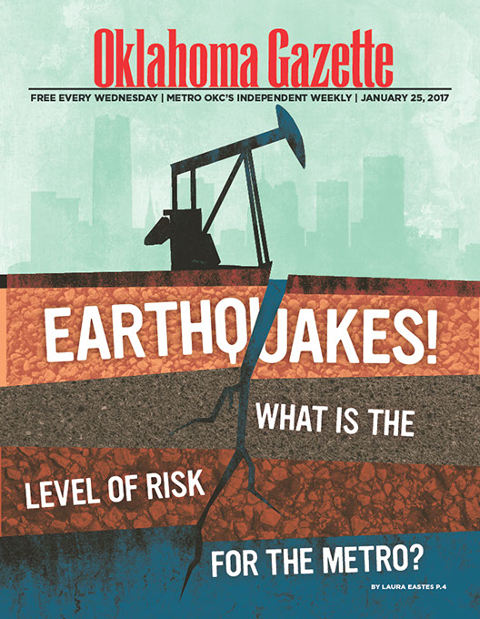 (Cover: Christopher Street / Oklahoma Gazette)