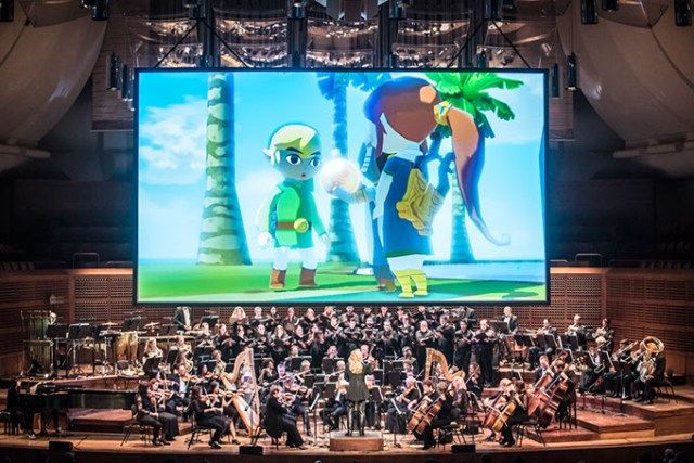 <em>The Legend of Zelda: Symphony of the Goddesses</em> hits Civic Center Music Hall Jan. 21 (Jose Lim / provided)