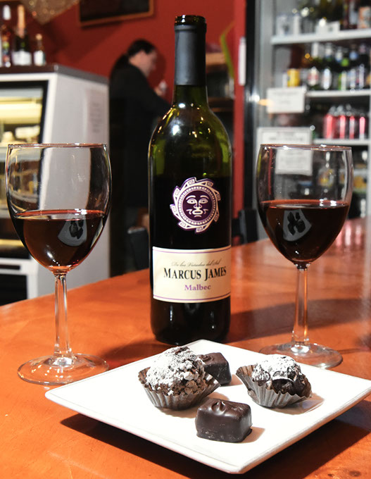 Michaelangelo's Coffee and Wine Bar (Gazette / file)