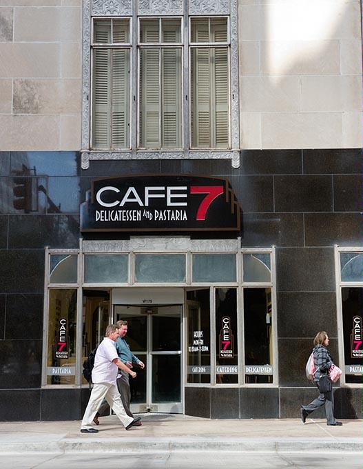 Cafe 7 Pastaria and Delicatessen (Gazette / file)