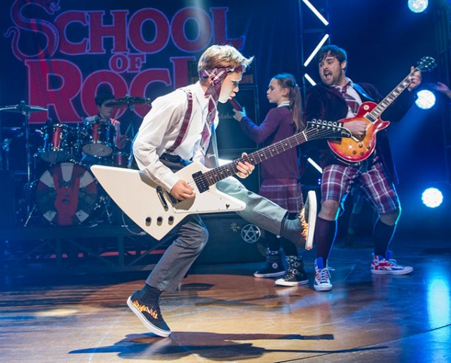 School Of Rock: The Musical (OKC Broadway / provided)