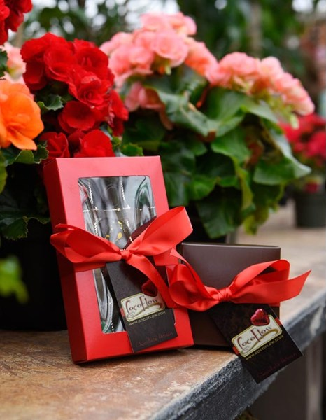 CocoFlow Chocolatier bonbons and truffles (Garett Fisbeck / file)
