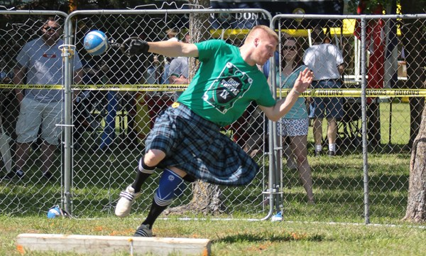 Highland games events run all day April 29-30 at Iron Thistle in Yukon. | Photo United Scottish Clans of Oklahoma / provided
