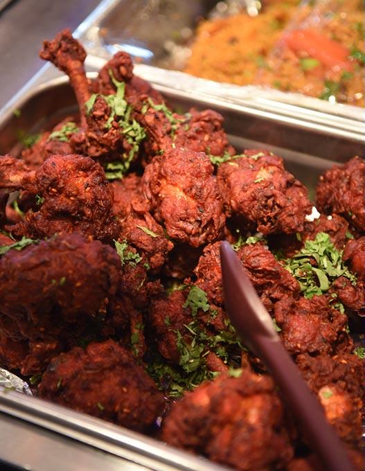 Taj Cuisine of India (Gazette / file)