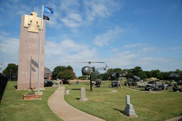 45th Infantry Division Museum (Garett Fisbeck)