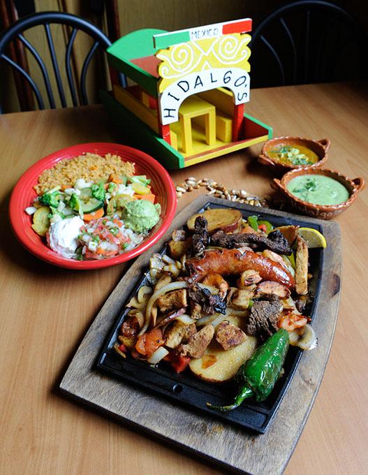 Hidalgo's Parrilla at Hidalgo's Cocina & Cantina (Garett Fisbeck / file)