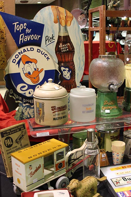 Authentic antique and vintage furniture, home décor and advertising collectibles are some of the thousands of items for sale July 15-16 during OKC Land Run Antique Show. (Heritage Event Company / provided)