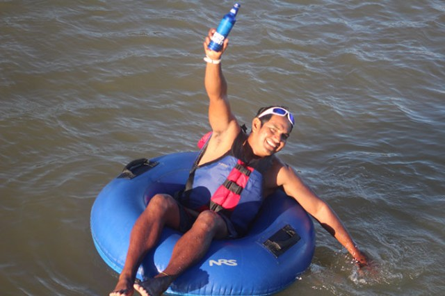Riversport Adventures' Surf Zone Thursdays offer a wet and wild way to start the weekend. (provided)