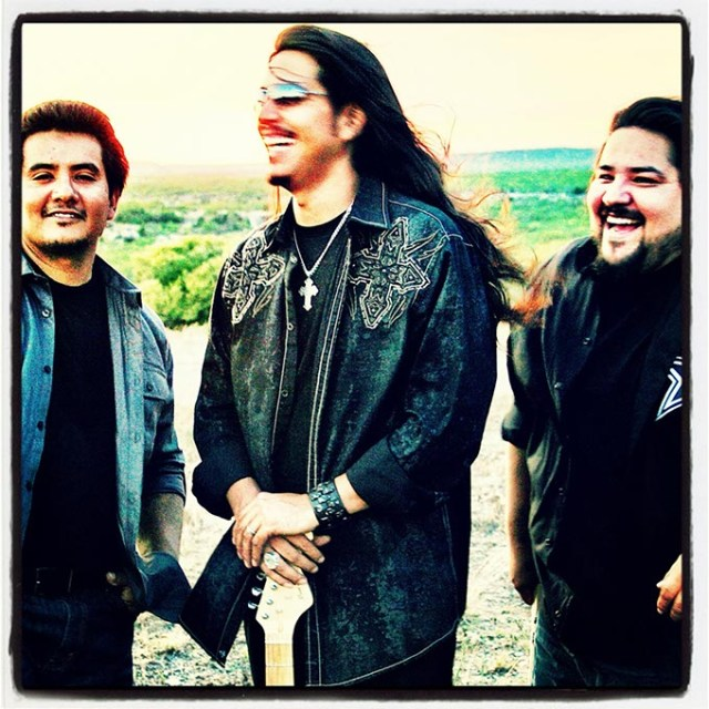 San Angelo, Texas, power trio Los Lonely Boys play at Hudson Performance Hall Sept. 9. (Los Lonely Boys / provided)