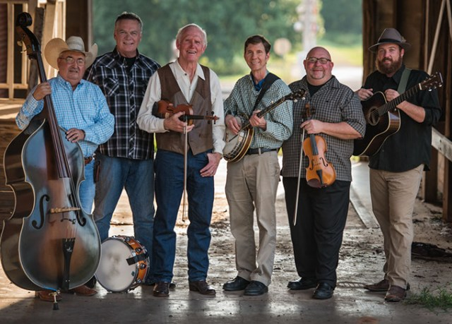 Byron Berline Band plays at 2017's Oklahoma International Bluegrass Festival. (Tom Dunning / provided)
