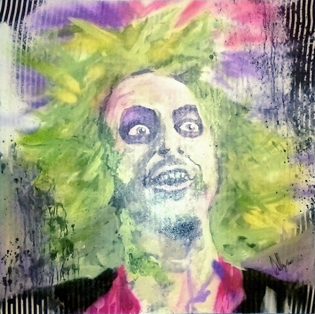 """Beetlejuice"" by Dallas Morgandale (provided)"