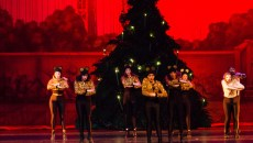 RACE Dance Company, as seen in last year's Christmas performance, hits the stage Friday for Murder on the Dance Floor.   Photo Britt's Eye View / provided