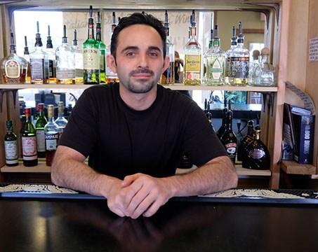 Sergio Garcia opened his namesake restaurant in 2011. | Photo Megan Nance