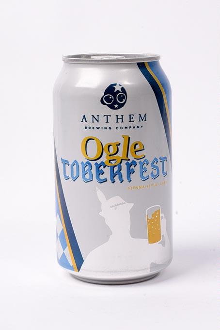Anthem Brewing Company Ogletoberfest Vienna-Style Lager (Garett Fisbeck)