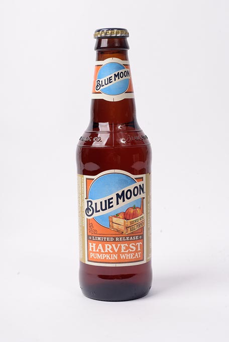 Blue Moon Brewing Company Harvest Pumpkin Wheat (Garett Fisbeck)