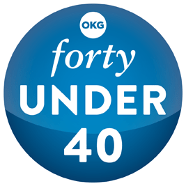Forty Under 40 logo 2017 small