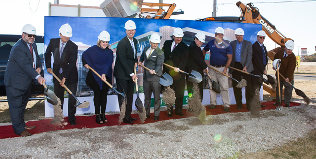 Earlier this month, ground was broken for the first micro hospital in the area. Come early 2019, Integris will open its first of four microhospitals in the metro. (Integris / provided)