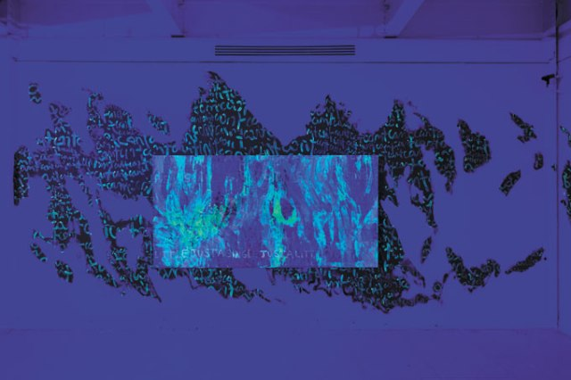 <em>The Bright Side</em> runs through Jan. 12. (Mainsite Contemporary Art / provided)