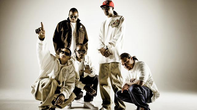 Bone Thugs-N-Harmony (Travis Shinn / provided)