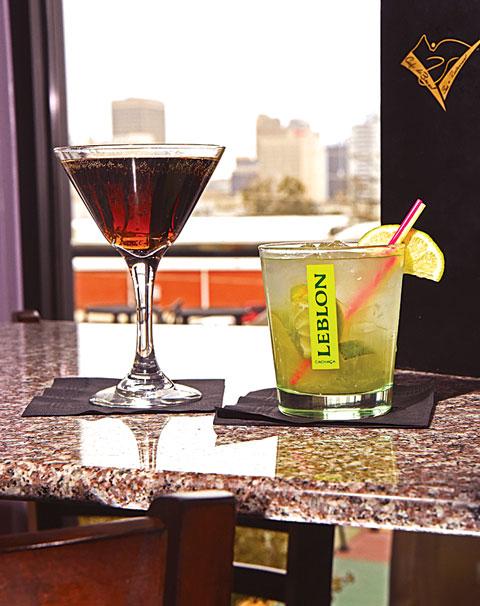 Bossa Nova Caipirinha Lounge (Gazette / file)