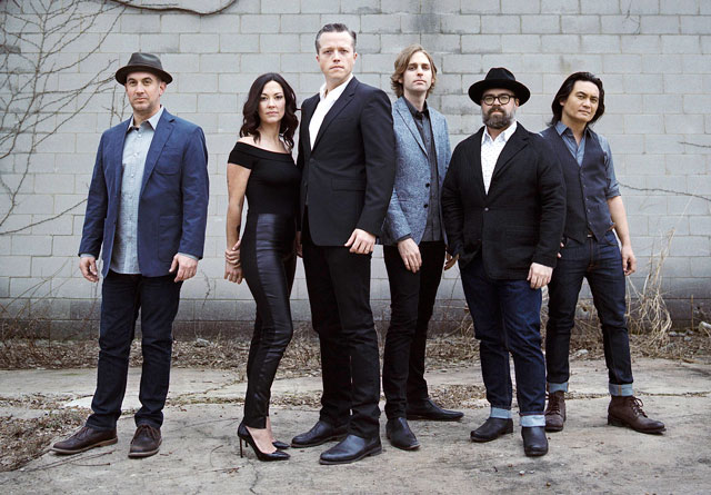 Jason Isbell and the 400 Unit (Danny Clinch / provided)