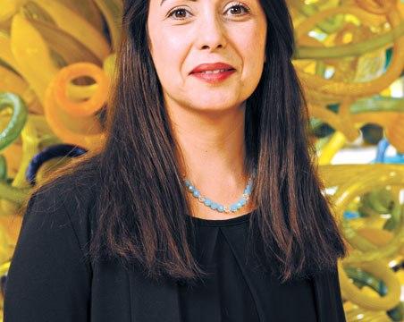 Roja Najafi | Photo Oklahoma City Museum of Art / provided