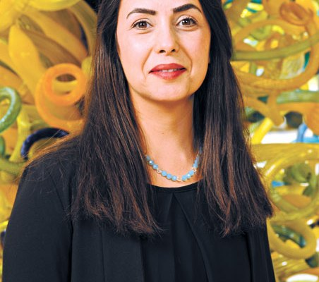 Roja Najafi | Photo Oklahoma City Museum of Art / provided
