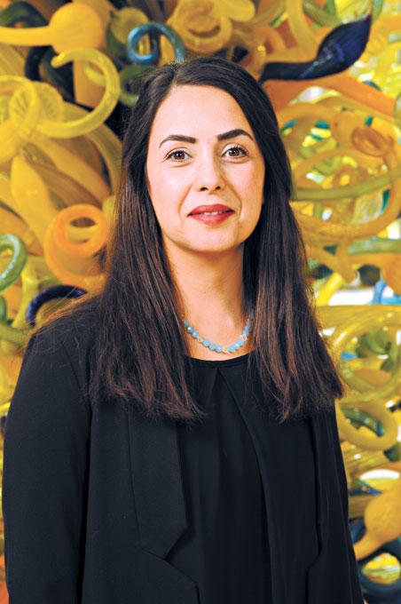 Roja Najafi (Oklahoma City Museum of Art / provided)