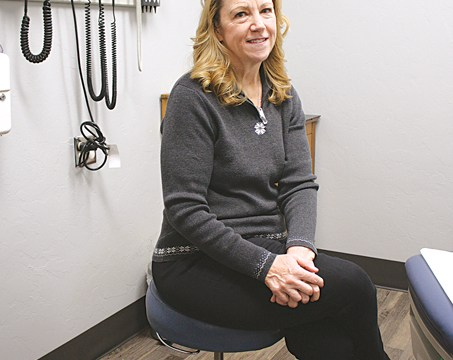 Nurse practitioner Toni Pratt-Reid leads the Association of Oklahoma Nurse Practitioners' push for full practice authority in the Sooner State. (Laura Eastes)