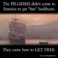 Why the Pilgrims Came to America
