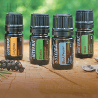 doTERRA for Healthy Living – Essential Oils for Natural Health Care