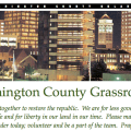 Washington County Grassroots Graphic Corrected 2014