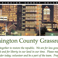 Washington County Grassroots Meeting - Thursday Dec 11th 6:30PM at Bartlesville Library