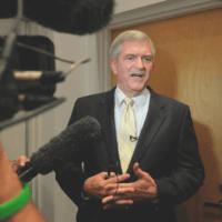 Speaker Candidate, Daniel Webster, Unveils House Reforms