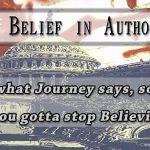 The Belief in Authority