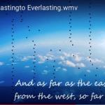 Music Monday - From Everlasting