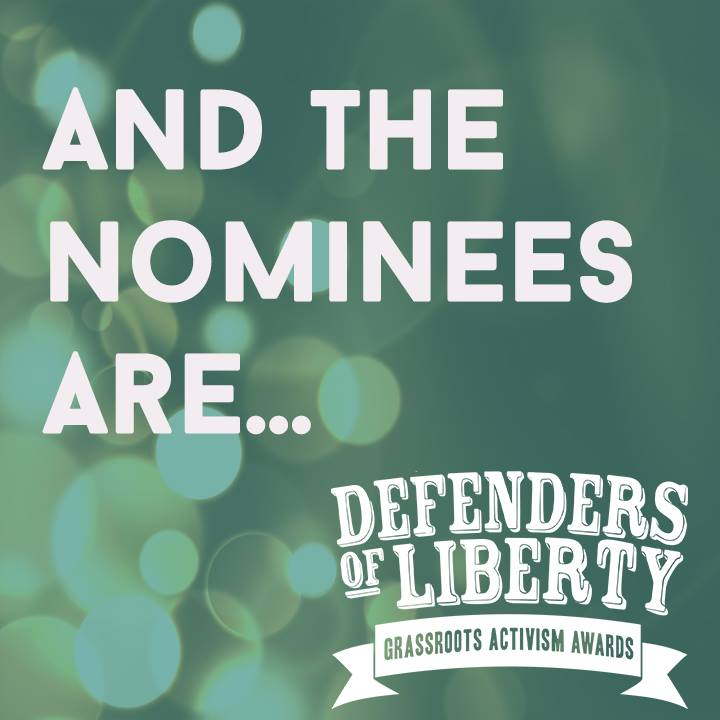 Defenders of Liberty Awards Banquet Event Nominees Announced