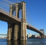 ニューヨーク定番の観光スポット!ブルックリンブリッジを歩く