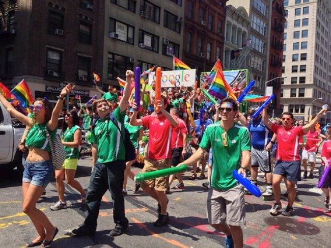 ゲイ・プライド・パレード2014 in ニューヨーク