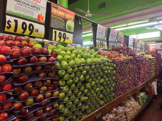 スーパー フェアウェイマーケット ニューヨーク