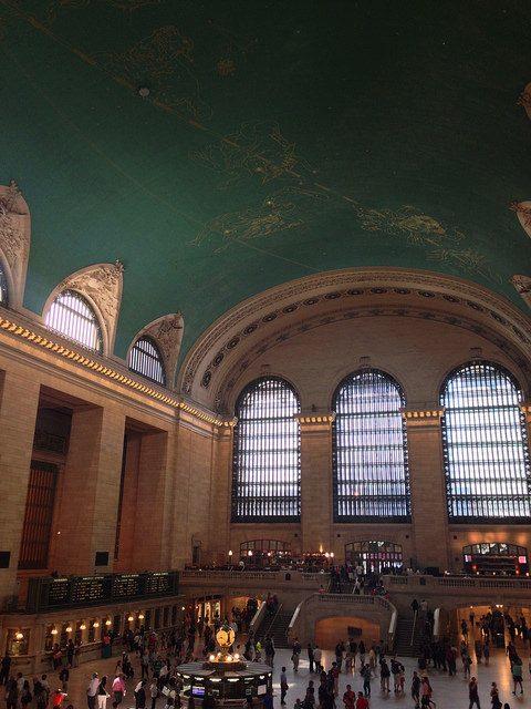 ニューヨーク グランド・セントラル駅 アップルストア